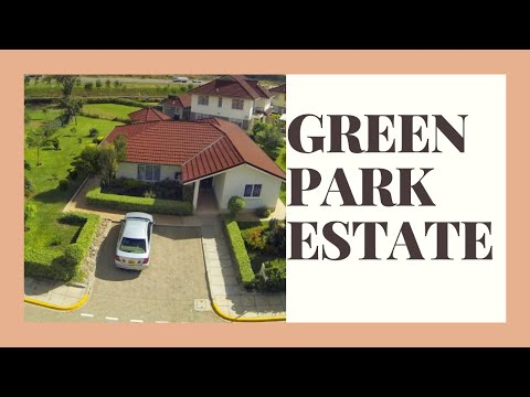 Four bedroom Bungalow in Athi River // Green Park Estate