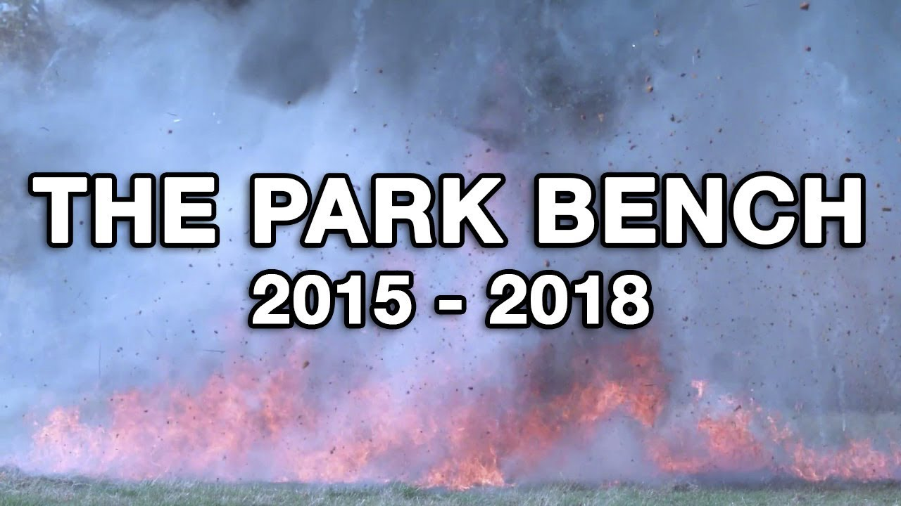 Youtube Thumbnail Image: The Park Bench: 2015-2018