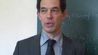 Neil Turok's Message on AIMS and the Next Einstein