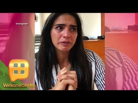 Bárbara de Regil ruega ayuda para su padre | Ventaneando