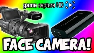 How to Do A FACE CAM With The Elgato Game Capture HD (Using Sony Vegas Pro 12)