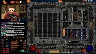 Hell Hardcore Barbarian Speedrun!