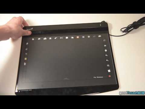 Genius G-Pen F610 Graphic Tablet Review