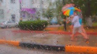 Раскаленную Керчь омыло дождем