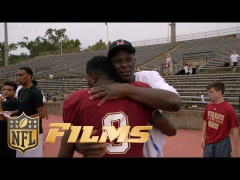 Pat Swiling Former All-Pro Saint & Forever All-Pro Man | NFL Films Presents