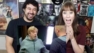 Mark Hamill Pranks Star Wars Fans with Epic Surprise for Force For Change REACTION!