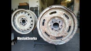 Как я использую старые автомобильные диски