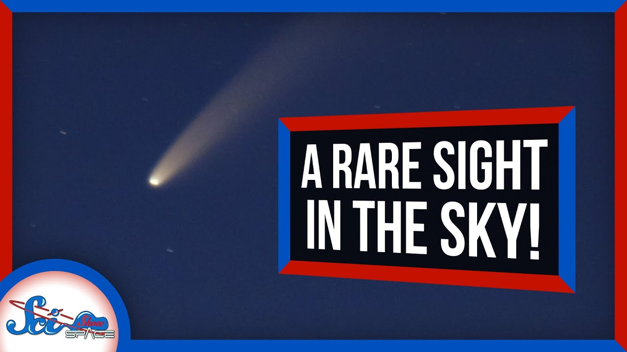The Mysterious Green Glass on the Moon (Plus: How to See Comet NEOWISE!) | SciShow News