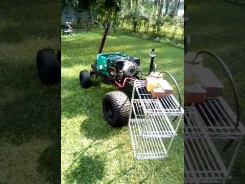 Onan Cummins Generator Runs On Vapor