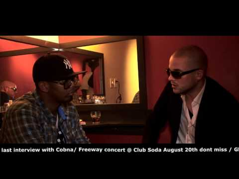 Collie buddzBlind to you haters x interview with Kevin Calixte