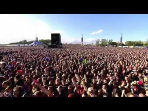 Alter Bridge Blackbird Download Festival 2017