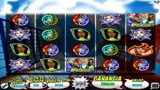 Natural Powers™ slot machine by IGT | Game preview by Slotozilla