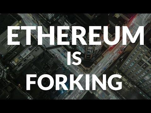 Ethereum Hard Fork in October? - Programmer explains