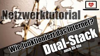 Netzwerk: Wie funktioniert das Internet? - Dual Stack