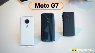 Meet the Moto G7 Family!
