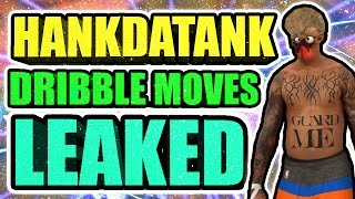 HANKDATANK25 DRIBBLE MOVES & JUMPSHOT REVEALED • MOST UNGUARDABLE UPDATED DRIBBLE COMBOS + JUMPSHOTS
