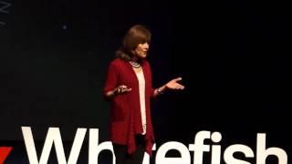 The Force of Cİvility | Diana Damron | TEDxWhitefish