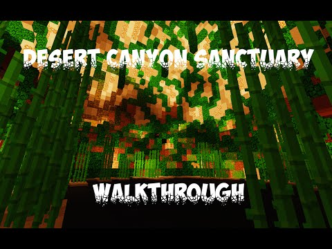 MineZ - Desert Canyon Sanctuary (Walkthrough)