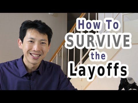 How to Survive a Layoff and a Depression