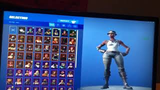 RARE FORTNITE ACCOUNT SELLING FOR 500$