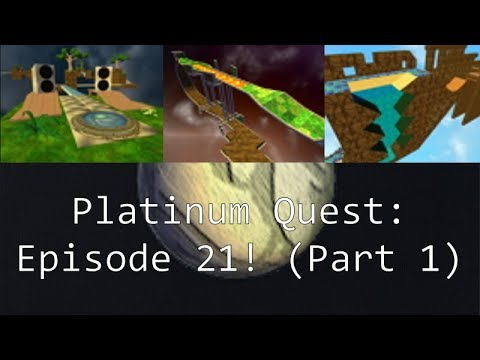 Expert Levels! (Platinum Quest: Episode 21, part 1)