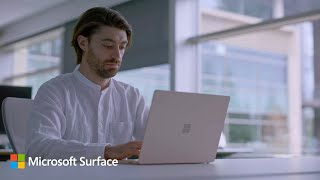 Enterprise customers turn to Surface Laptop for hybrid work environments