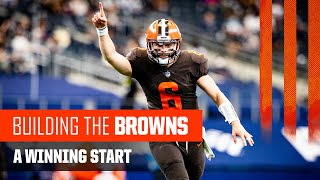 Building The Browns 2020: A Winning Start (Ep. 10)