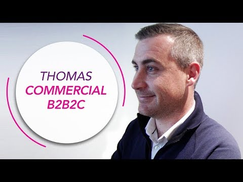 Interview #3 - Thomas, Commercial B2B2C à l'agence de Bayonne
