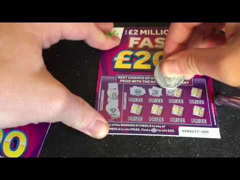 National Lottery Scratch Cards #18 Chasing The Jackpot * Spearos Scratchcards *
