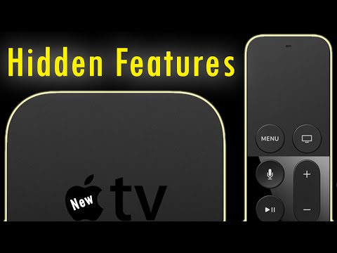 Apple TV Best Hidden Features (Tips and Tricks)​​​ | H2TechVideos​​​