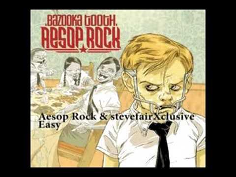 Aesop Rock - Easy (sFX remix) mp3