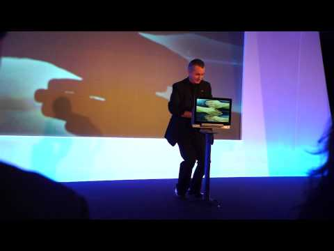 ASUS Padfone Infinity Press Conference - Tech Illusionist at MWC 2013