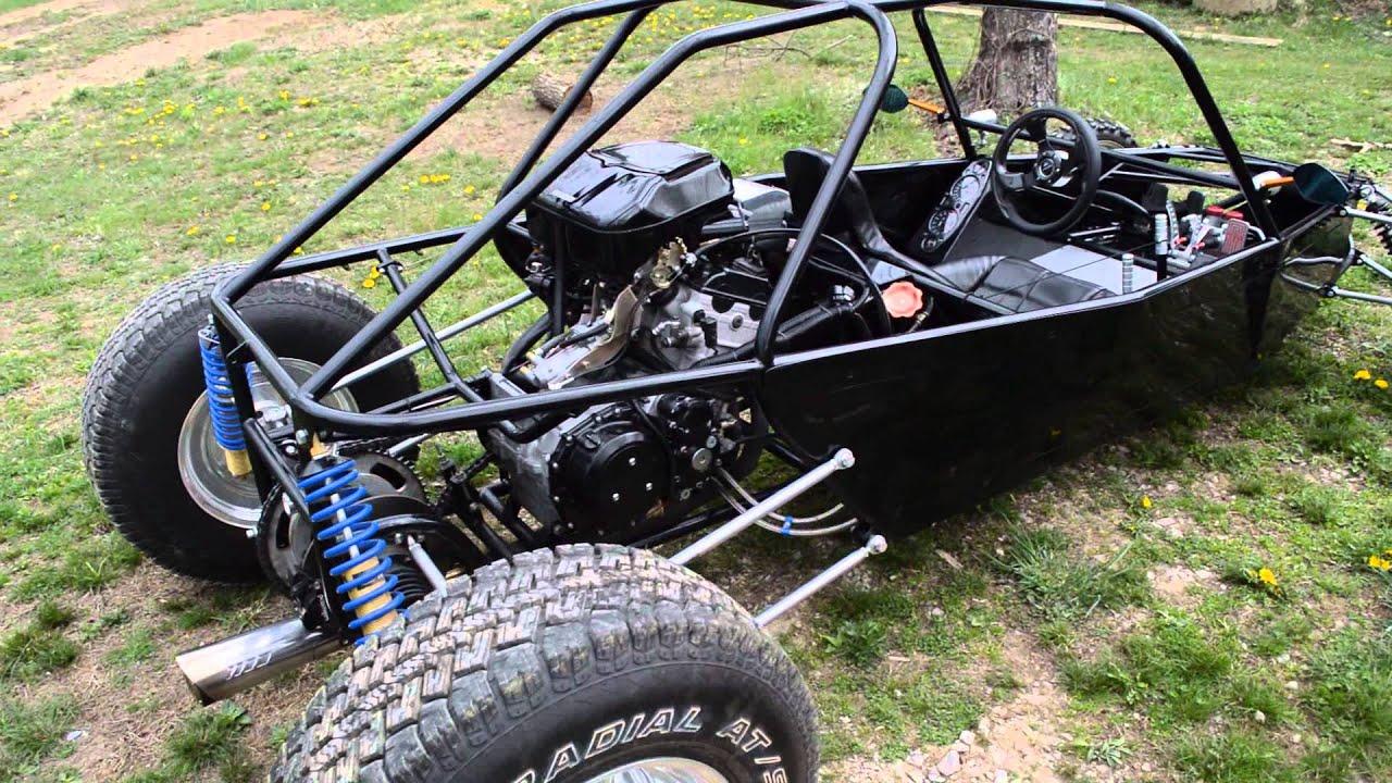Kawasaki Beach Buggy