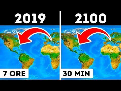 Nel 2100 Il Mondo Sar Irriconoscibile