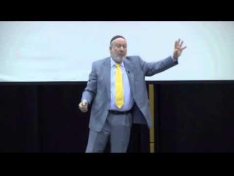 Sunday May 26, 2013: Rabbi Daniel Lapin - Session 1