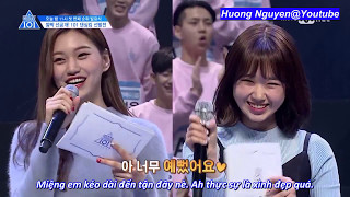 [Vietsub] Dancing King Battle with Yoo Jung and Do Yeon@Ep 5 Produce 101