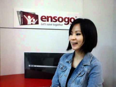 Ensogo สัมภาษณ์ ผู้โชคดีได้รับ MacBook Air