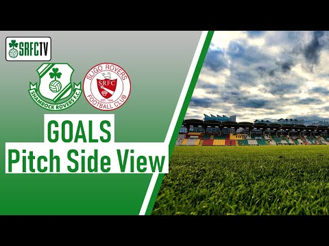 Pitchside View | Goals v Sligo | FAI Cup Semi Final | 29 November 2020