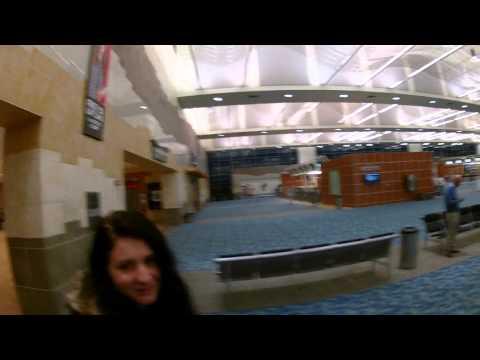 Drac's Thunderdome Nerf Trip Vidoc #1 (Travel Day)