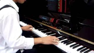 Chúa chăn nuôi tôi piano