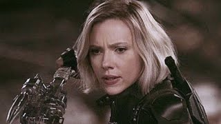 Scarlett Johansson || Natasha Avengers || Black Widow || Full Screen Video
