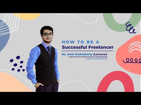 Earn Money | Amit Chakraborty | Lecturer-DIU | Daffodil International University | BeFreelancer