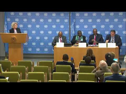 Africa Week 2017 - Press Conference (18 October 2017)