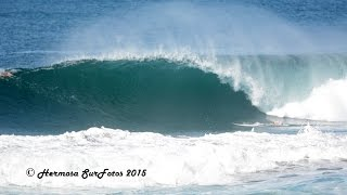 November 6 & 7 2015 Surfing Playa Hermosa Costa Rica