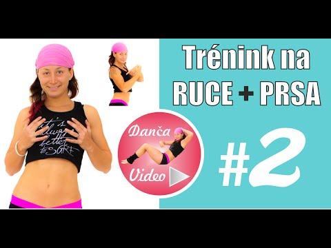 Cvičení na RUCE + PRSA #2 DančaVideo.com