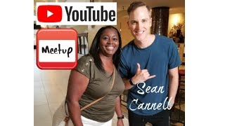 YouTube Meetup w/ Sean Cannell | RWTR | Family Vlogs