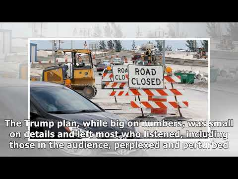 France News - Trump's infrastructure plan is a private, expensive bridge to nowhere