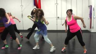 Zumba Warm Up Song---Set it off by Timomatic