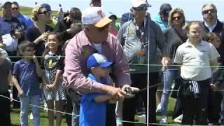 Bill Dance's Free Kids Clinic at Legends of Golf