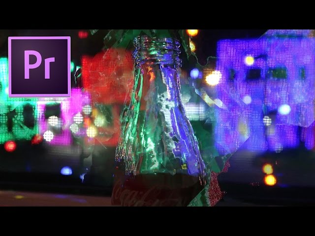 How to Create a Morph Cut Glitch Transition Effect in Adobe Premiere Pro CC (Tutorial)